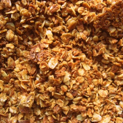 Granola Apple Cinnamon