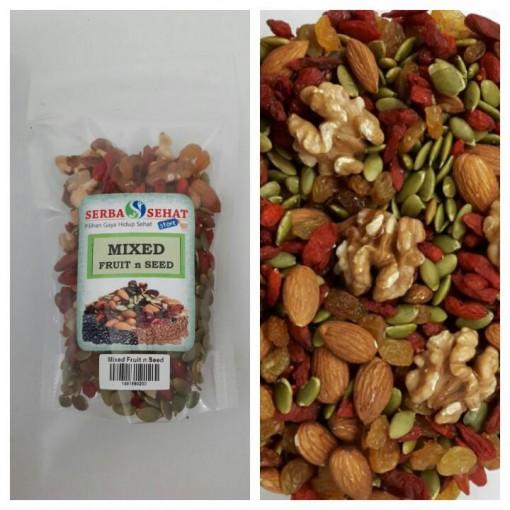 Mixed Fruits n seed
