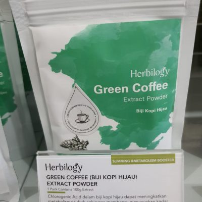 Herbilogy Green Coffee