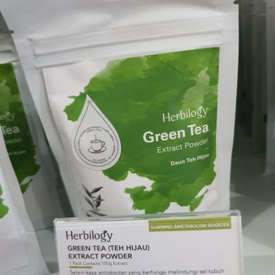 Herbilogy Green Tea