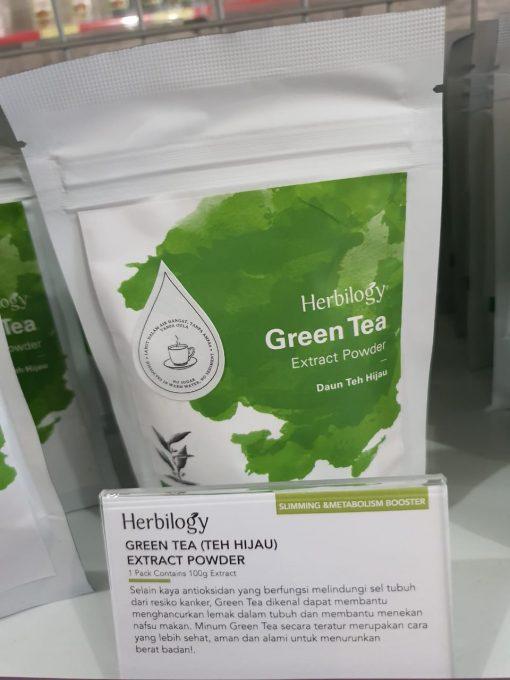 Herbilogy Green Tea