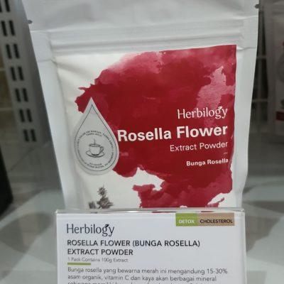 Herbilogy Rosela